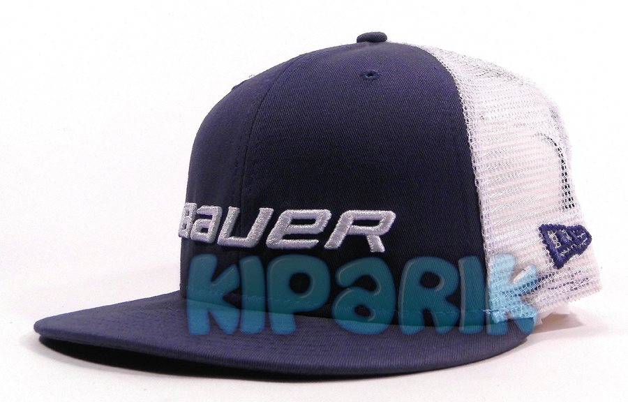 Бейсболка Bauer Training New Era 9Fifty с сеткой