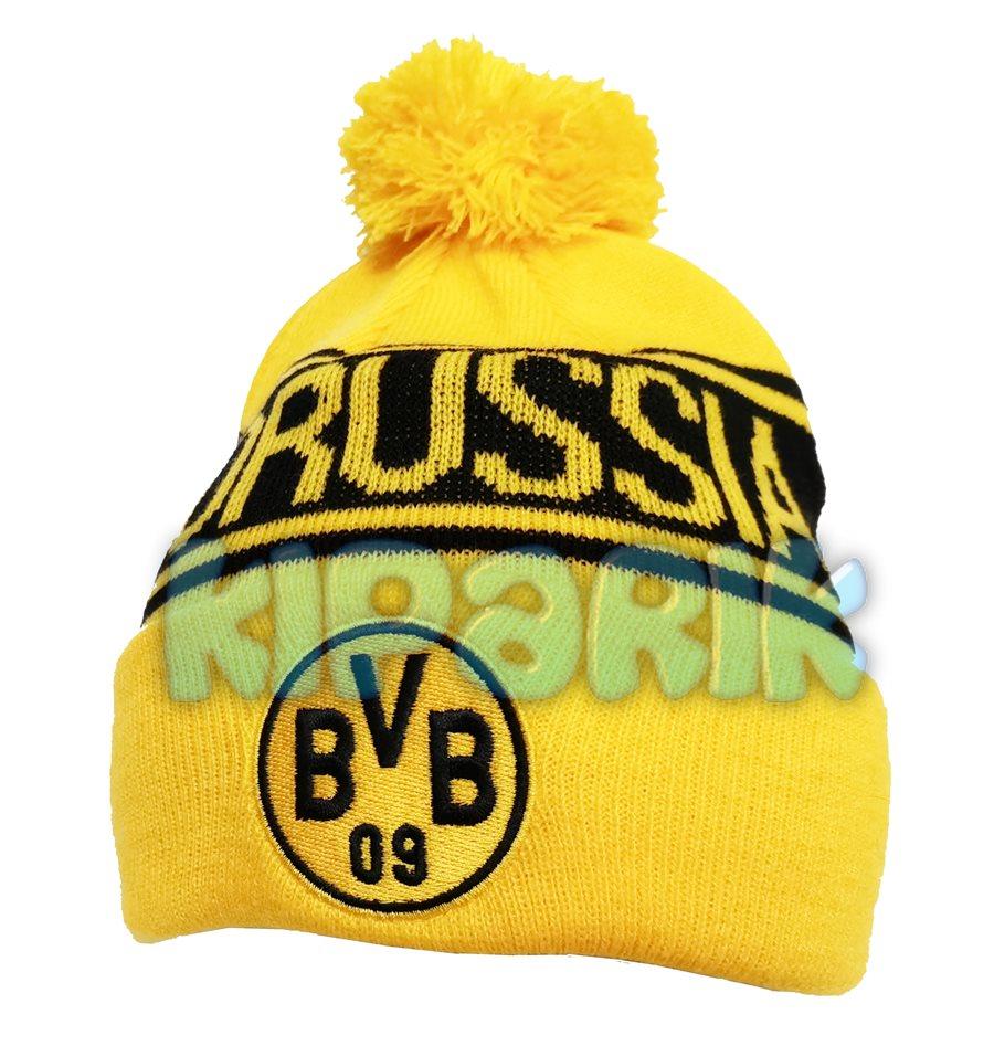Боруссия дортмунд шапка
