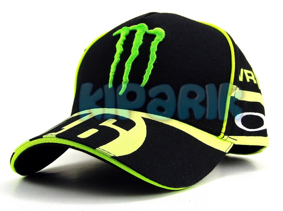 Бейсболка Monster Energy Valentino Rossi 46