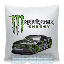 Подушка Monster Energy